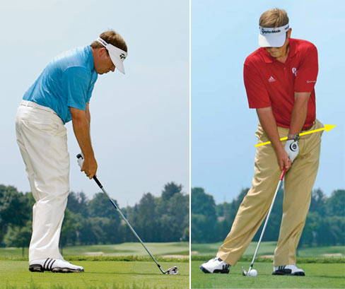 Golf Lessons Batavia NY Thomas Tucker USGTF Teaching